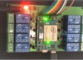 Đồ án thiết kế hệ thống điều khiển và giám sát thiết bị qua Webserver sử dụng kit Intel Edison